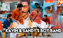 Don't Worry, Be Sandy – Bigg Boss Tamil Season 3