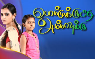 Bommukutty Ammavukku - Vijay Tv Serial