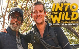 Rajinikanth | Man vs Wild Full Video Online: Into The Wild With Bear Grylls and Rajinikanth - 23-03-2020 Discovery Channel Tamil Show