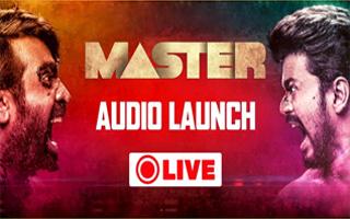 Master Audio Launch - Sun TV Show