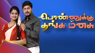 Ponnukku Thanga Manasu-Vijay tv Serial