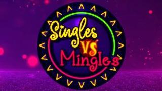 Singles vs Mingles Zee Tamil Deepavali Special Show