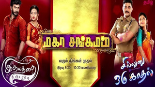 Sillunu Oru Kadhal-Colors Tamil tv Serial